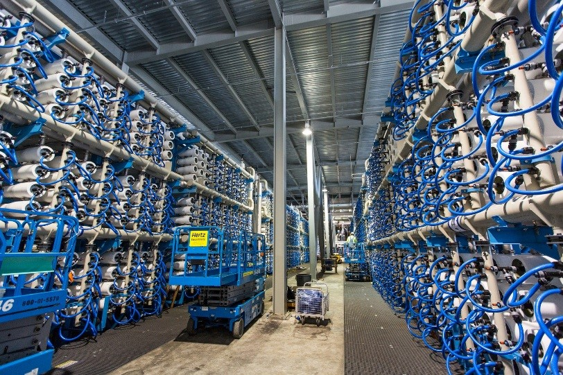 Key issues in Seawater Desalination